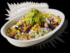 Step by step copycat Chipotle burrito bowl recipe cooking tutorial
