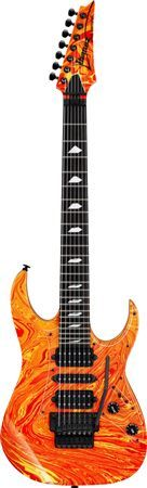 Ibanez Steve Vai Limited Edition Electric Guitar with Case - 3