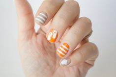 Summer themed nail stickers, tons of options in this shop.