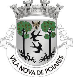 Brasão de Vila Nova de Poiares                                                                                                                                                                                 Mais