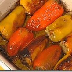 Le Ricette della Prova del Cuoco: Peperoni sfiziosi