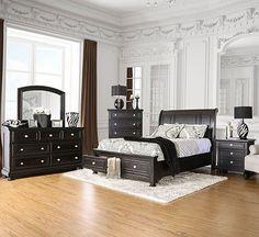 OCFurniture - Furniture of America Storage 4 Pc Bedroom Set CM7381, $1,499.00 (http://www.ocfurniture.com/furniture-of-america-storage-4-pc-bedroom-set-cm7381/)