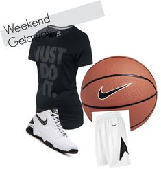 A fashion look from July 2012 featuring screen print t shirts, NIKE and mens basketball shoes. Browse and shop related looks. Basketball Shorts Girls, Basketball Games For Kids, Love And Basketball, Nike Basketball, Basketball Players, Indiana Basketball, Basketball Stuff, Basketball Uniforms, Basketball Cookies