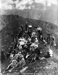 Турпоход по военно-грузинской дороге 1934г