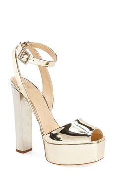 GIUSEPPE ZANOTTI 'Lavinia' Platform Sandal (Women)