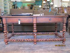 Intricate Coffee Table
