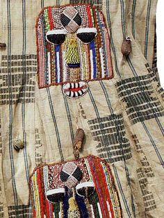 Yoruba vest from Africa