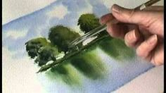 Terry's Top Tips for Watercolour Artists with Terry Harrison, via YouTube.  Painting the reflection in the water...plus more.