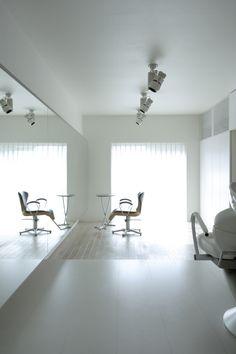 PRINCIPAL / Hair salon / 2008 / Interior Design