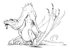    CHARACTER DESIGN REFERENCES   Find more at https://www.facebook.com/CharacterDesignReferences if you're looking for: #art #character #design #model #sheet #illustration #best #concept #animation #drawing #archive #library #reference #anatomy #traditional #draw #development #artist #how #to #tutorial #conceptart #modelsheet #dragon #dragons