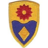49 Military Police Brigade Patch. US Army