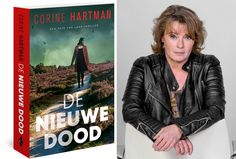 De nieuwe dood van Corine HartmanLICHTENVOORDE - Van schrijfster Corine Hartman, woonachtig in Lichtenvoorde, verschijnt op 18 maart een nieuw boek met de titel: 'De nieuwe dood'. De nieuwe dood is een actuele thriller over leven en gezondheid, en de toekomst van de mens.LICHTENVOORDE - Van schrijfster Corine Hartman, woonachtig in Lichtenvoorde, verschijnt op 18 maart een nieuw boek met de titel: 'De nieuwe dood'. Dood, Thrillers, Cover, Thriller Books