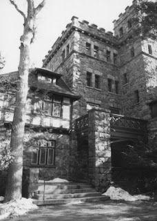 BIG OLD HOUSES: Paxhurst, Tuxedo Park, NY