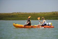 Kayaking in Ria Formosa | Lands - Turismo na Natureza | Algarve