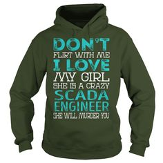 Don't Flirt With Me I Love My Girl She is a Crazy Scada Engineer She Will Murder You Job Shirts #gift #ideas #Popular #Everything #Videos #Shop #Animals #pets #Architecture #Art #Cars #motorcycles #Celebrities #DIY #crafts #Design #Education #Entertainment #Food #drink #Gardening #Geek #Hair #beauty #Health #fitness #History #Holidays #events #Home decor #Humor #Illustrations #posters #Kids #parenting #Men #Outdoors #Photography #Products #Quotes #Science #nature #Sports #Tattoos #Technology…