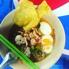 Double Egg Noodle #G_Evening by fonn_ratna