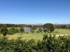 Beautiful view at Devonvale Golf Club!