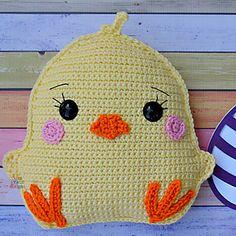 Ravelry: Chick Kawaii Cuddler™ pattern by Donna & Michaelene