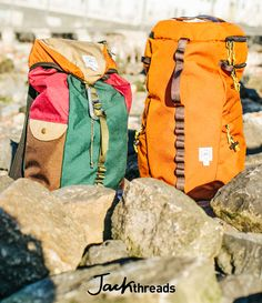 A sturdy pack that's built to traverse mountains and speed bumps alike. Rock one of these on your next trailblazing adventure, whether it's up a mountain or down the street.