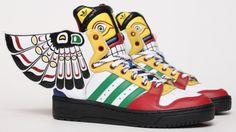 adidas Jeremy Scott - Totem  Μου έχεις κάνει Μάγια...Μάγια...