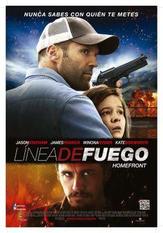 LINEA DE FUEGO. - cine MÉXICO Estreno: 7 de Marzo 2014 Director: Gary Fleder