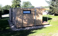 CUBIG Containerhaus Holzhaus