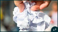 Se puede desarrugar el papel