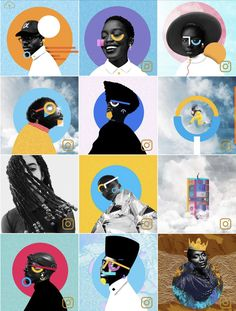 """Love seeing my work evolve 🙏🏿🙏🏿"" Web Design Jobs, Graphisches Design, Media Design, Game Design, Creative Design, Graphic Design Trends, Graphic Design Tutorials, Graphic Design Posters, Graphic Design Inspiration"