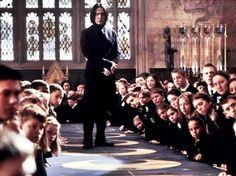 Professor Snape ~ Chamber of Secrets
