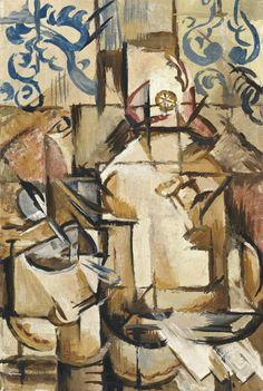 Emil Filla, Kubistická kompozice (Composition cubiste)