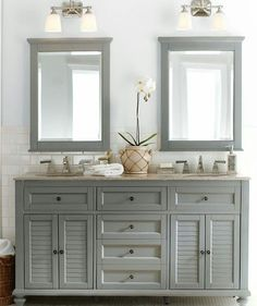 homedecor decorhome nature house livingroom bedroom kitchen diningroom master bathroom vanitybathroom - Pinterest Bathroom Vanity
