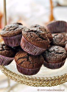 babeczki czekoladowe najlepsze