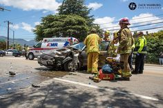 FEATURED POST @zwarburg - This Sunday units responded to a 2 vehicle collision with one vehicle on its roof. Both drivers sustained serious injuries and were transported by AMR. . ___Want to be featured? _____ Use #chiefmiller in your post ... http://ift.tt/2aftxS9 . CHECK OUT! Facebook- chiefmiller1 Periscope -chief_miller Tumblr- chief-miller Twitter - chief_miller YouTube- chief miller . #firetruck #firedepartment #fireman #firefighters #ems #kcco #brotherhood #firefighting #parame...