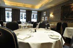 Bentleys Oyster Bar and Grill. Richard Corrigan