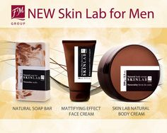Skin Lab for Men