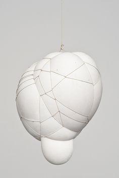Maria Bartuszova, Untitled 13, 1985, plaster