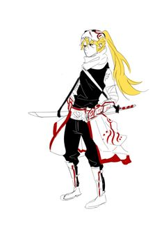 RWBY: Yang - Just An Inspired Artist's Rogue AU