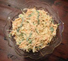 Lahana Salatası (Havuçlu ve Elmalı) - Aslı Marengo #yemekmutfak.com
