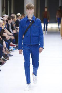 Neil Barrett Menswear Collection Spring Summer 2017 in Milan