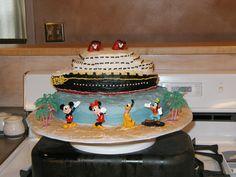 Disney Cruise Birthday Party Ideas Cruises Nautical mickey and