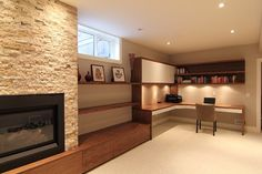 Vok Two contemporary home office