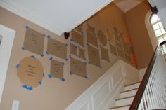 Joni......Another Great step-by-step guide to making a gallery wall!