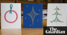 It's Christ-maths time, and there's no need to be afraid. Oxford maths don Vicky Neale explains how to impress your friends with these stunning cards.