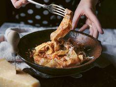 Pasta med rostad tomat- och ricottasås   Recept från Köket.se