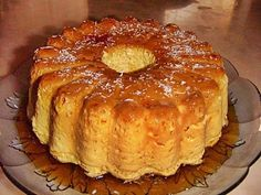 Pudim de leite de coco - Sobremesas de Portugal Portuguese Desserts, Portuguese Recipes, Portuguese Food, Brazillian Food, Coconut Flan, Flan Recipe, Tasty Dishes, Sweet Recipes, Sweet Tooth
