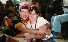 Raul e Daniella Perez  1991 ❤🌷