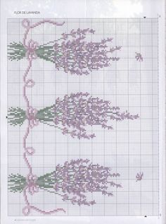 This Pin was discovered by sev Blackwork Embroidery, Ribbon Embroidery, Cross Stitch Embroidery, Cross Stitch Patterns, Just Cross Stitch, Cross Stitch Flowers, Beading Patterns, Embroidery Patterns, Lavender Bags