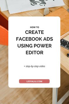 """How to Create Facebook Ads Using Power Editor  It used to be that Power Editor was only for """"the pros,"""" was not super intuitive, and had way more capabilities that Ads Manager. However, in the recent years Ads Manager really caught up to Power Editor in terms of its capabilities. Power Editor, however, still has lots of cool benefits."""
