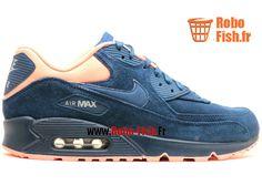 Nike Air Max 90 Premium - Chaussure Nike Running Pas Cher Pour Homme 333888-446