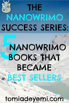 NaNoWriMo 2015 has officially begun! Stay motivated with tips from 5 authors who turned their NaNoWriMo novels into Best Sellers!